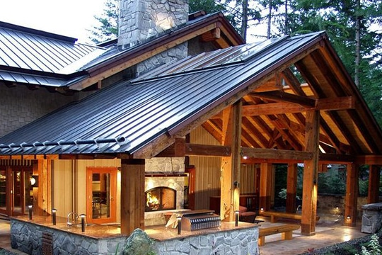 5 Reasons To Choose Commercial Standing Seam Metal Roof